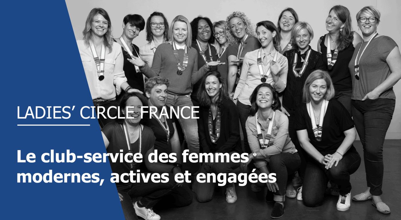 Ladies' Circle France est un club-service 100% féminin