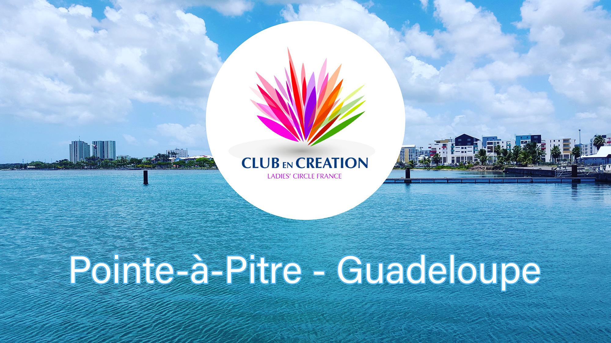 Guadeloupe : Un club en création