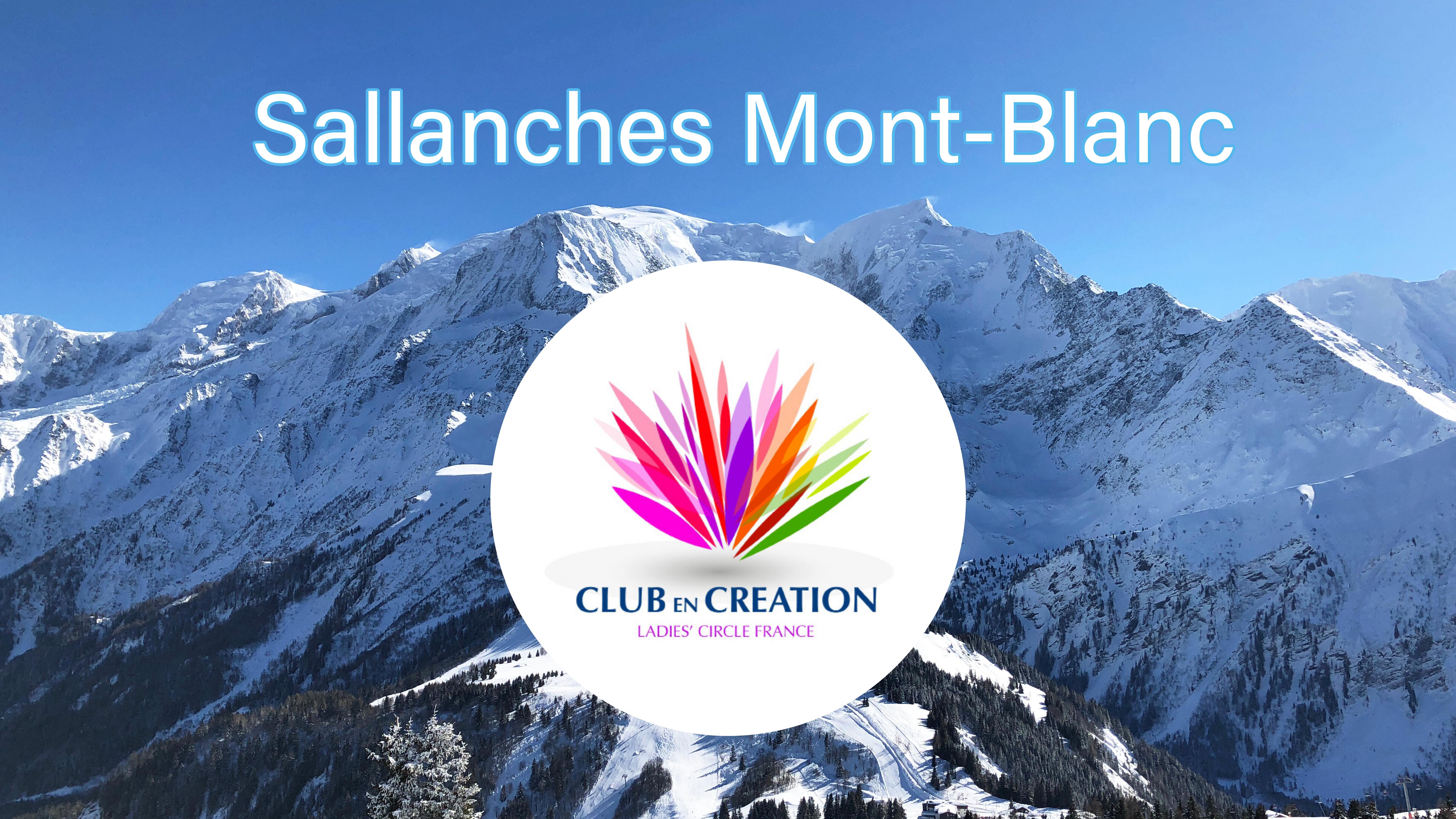 Sallanches Mont-Blanc : Un club en création