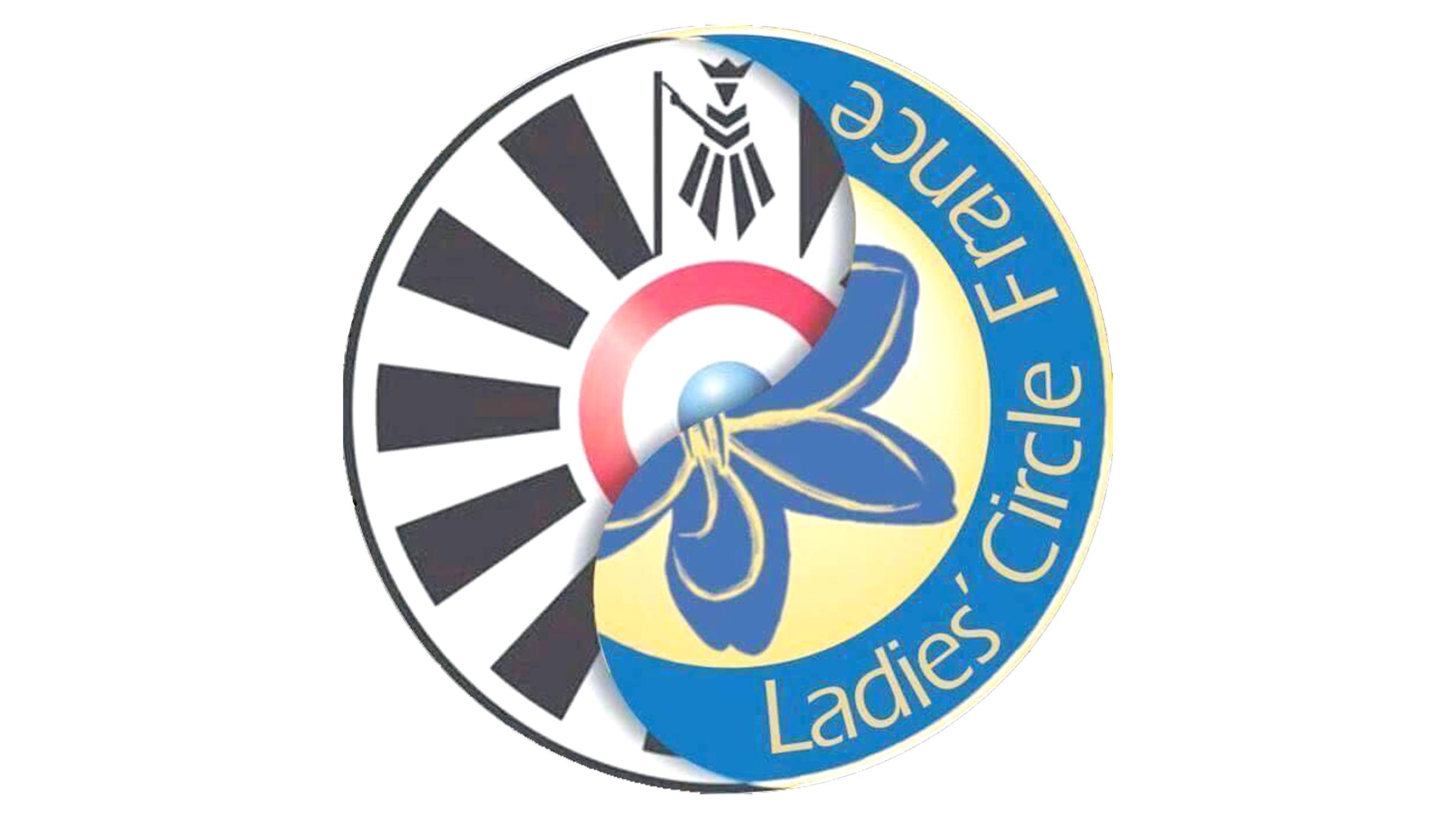 Ladies' Circle France - Logo sidebyside