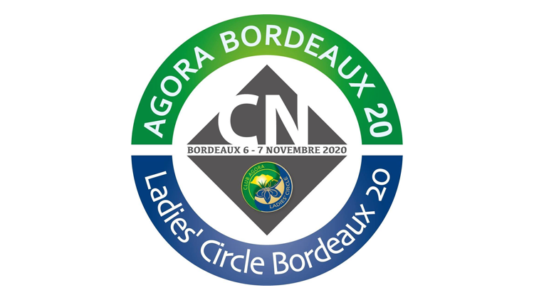 Ladies' Circle France - CN2020 - Logo