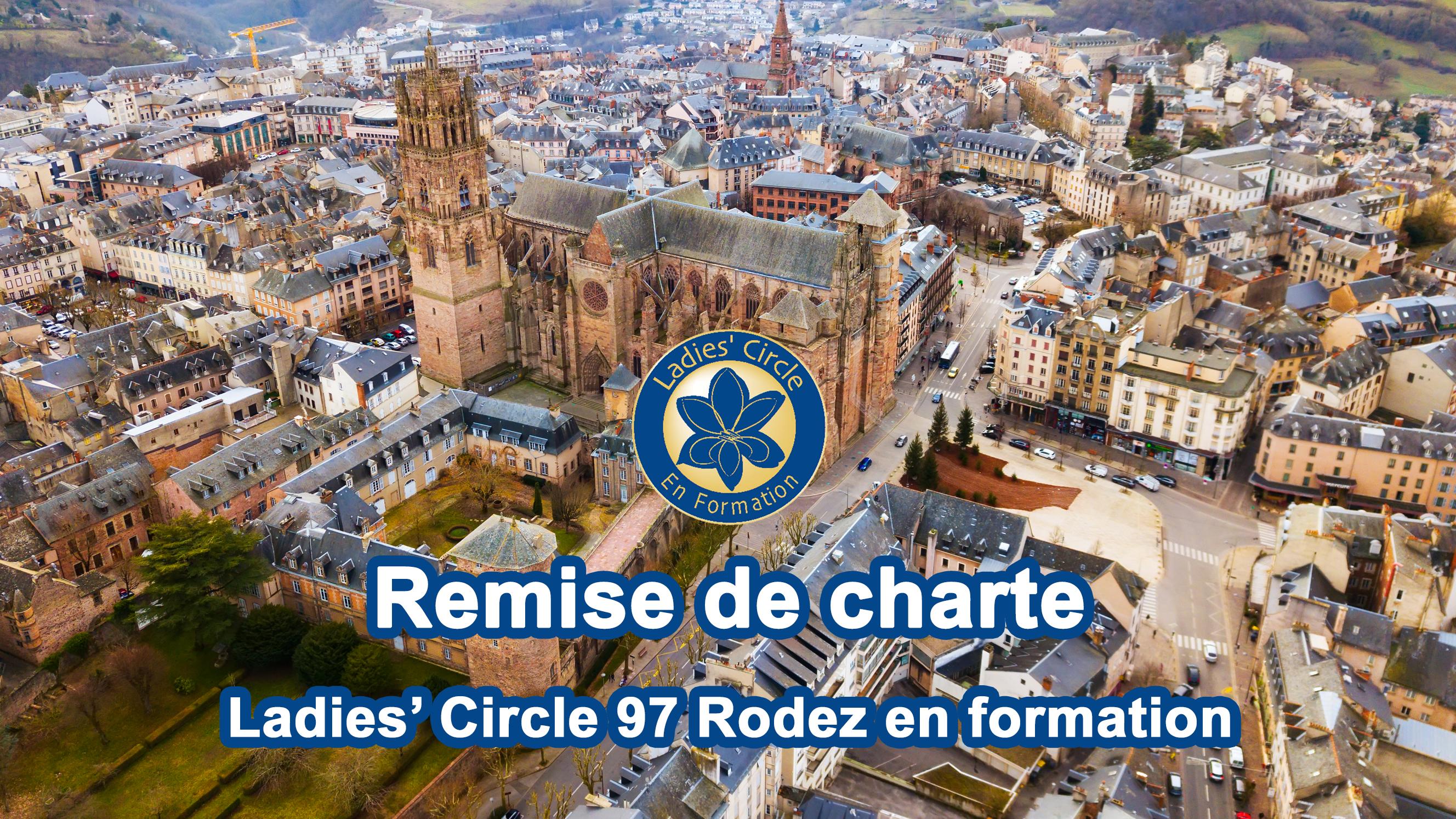 Remise de charte Ladies' Circle 97 Rodez