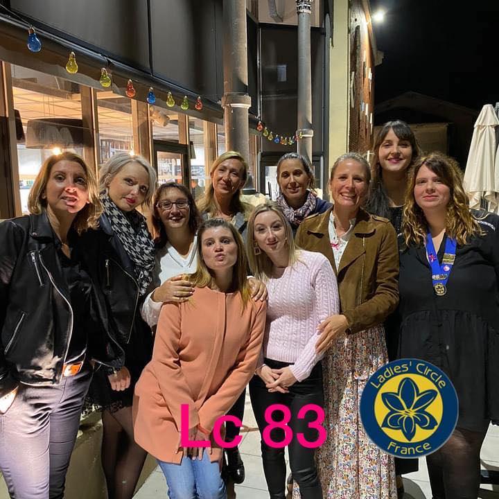 Ladies' CIrcle 83 Villeneuve-sur-lot - Photo2