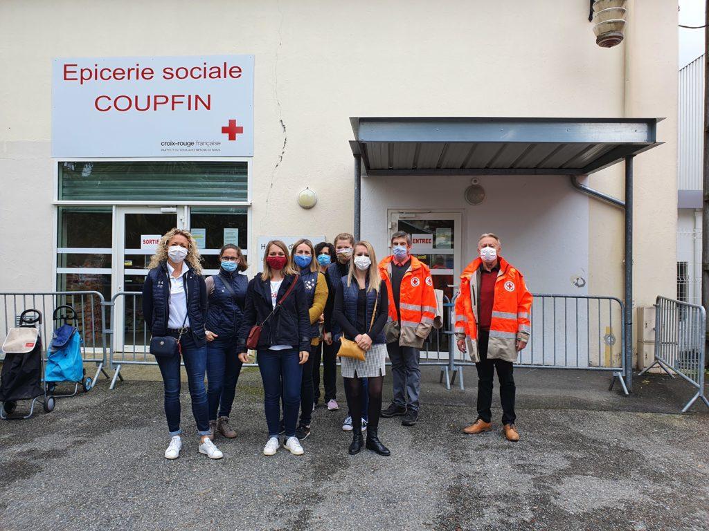 Ladies' Circle 91 Pau - Epicerie sociale