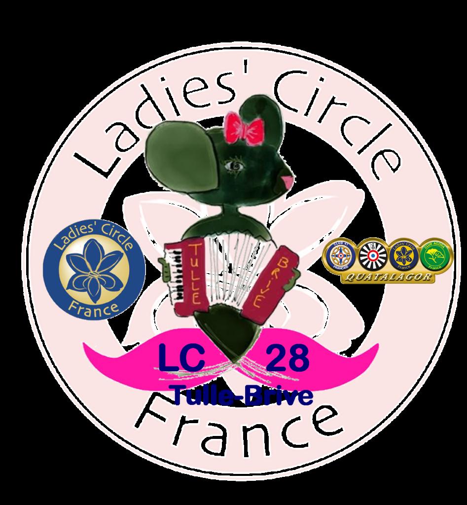 Ladies' Circle 28 Tulle-Brive - Logo