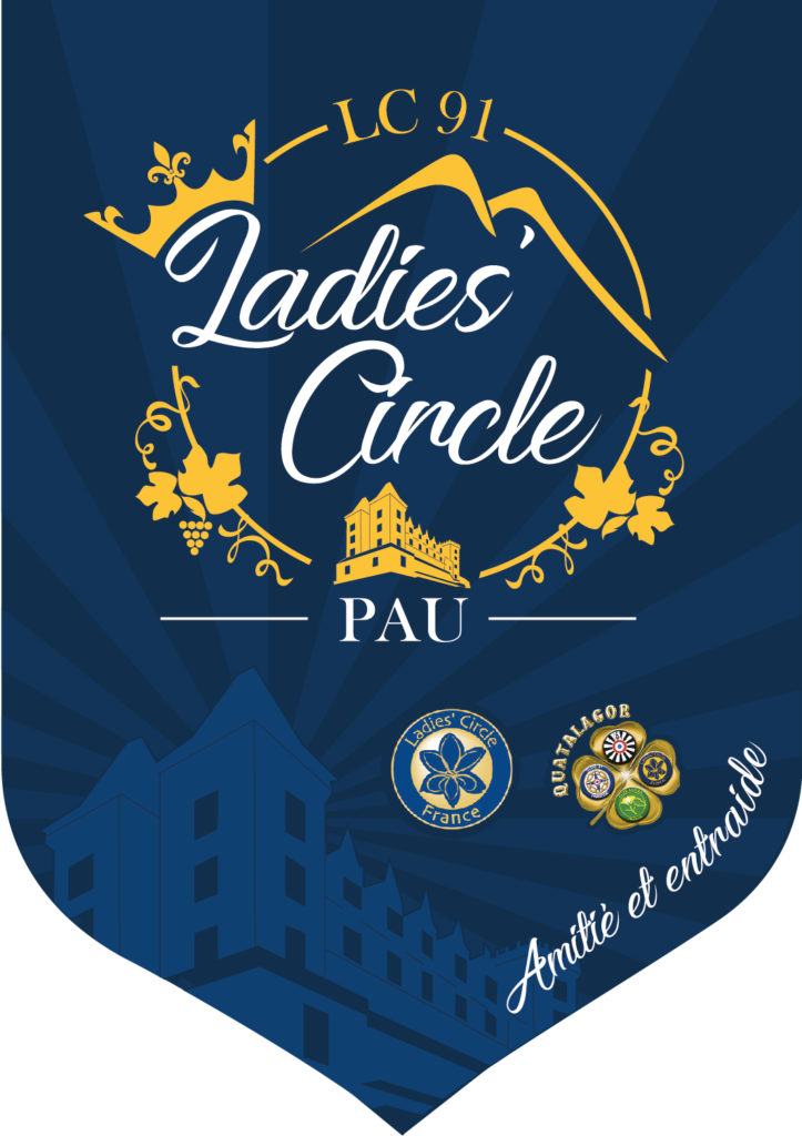 Ladies' Circle 91 Pau - Fanion