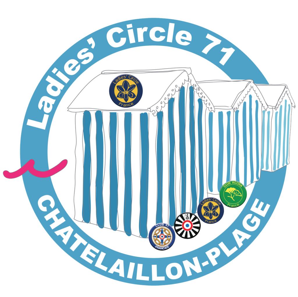 Ladies' Circle 71 Chatelaillon-plage - Logo