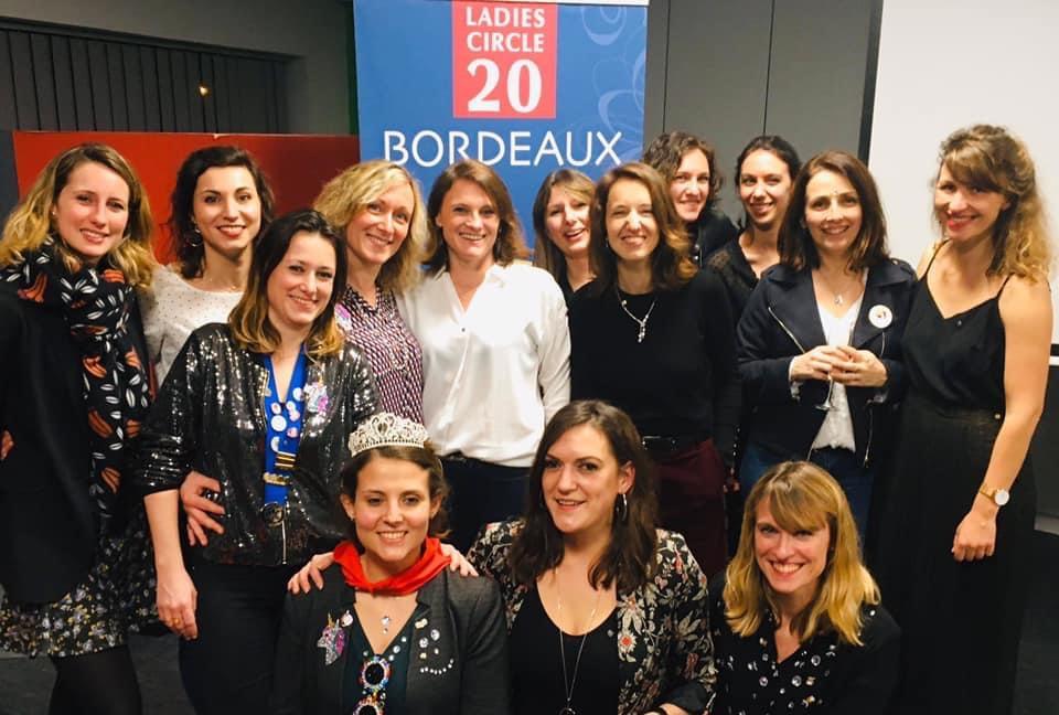 Ladies' Circle 20 Bordeaux - Photo 2