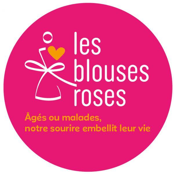 Ladies' Circle 20 Bordeaux - Blouses roses