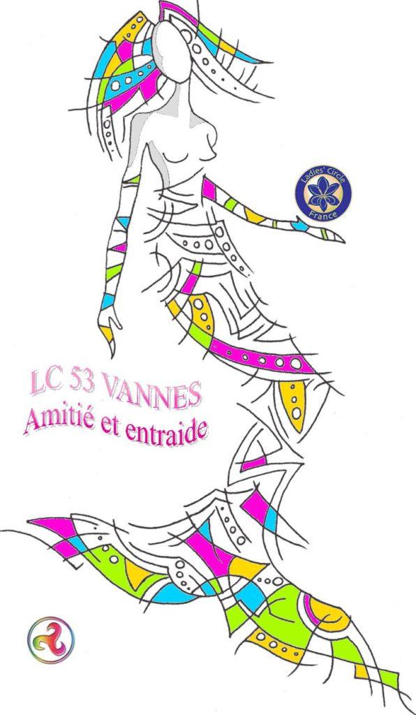 Ladies 'Circle 53 Vannes - Logo