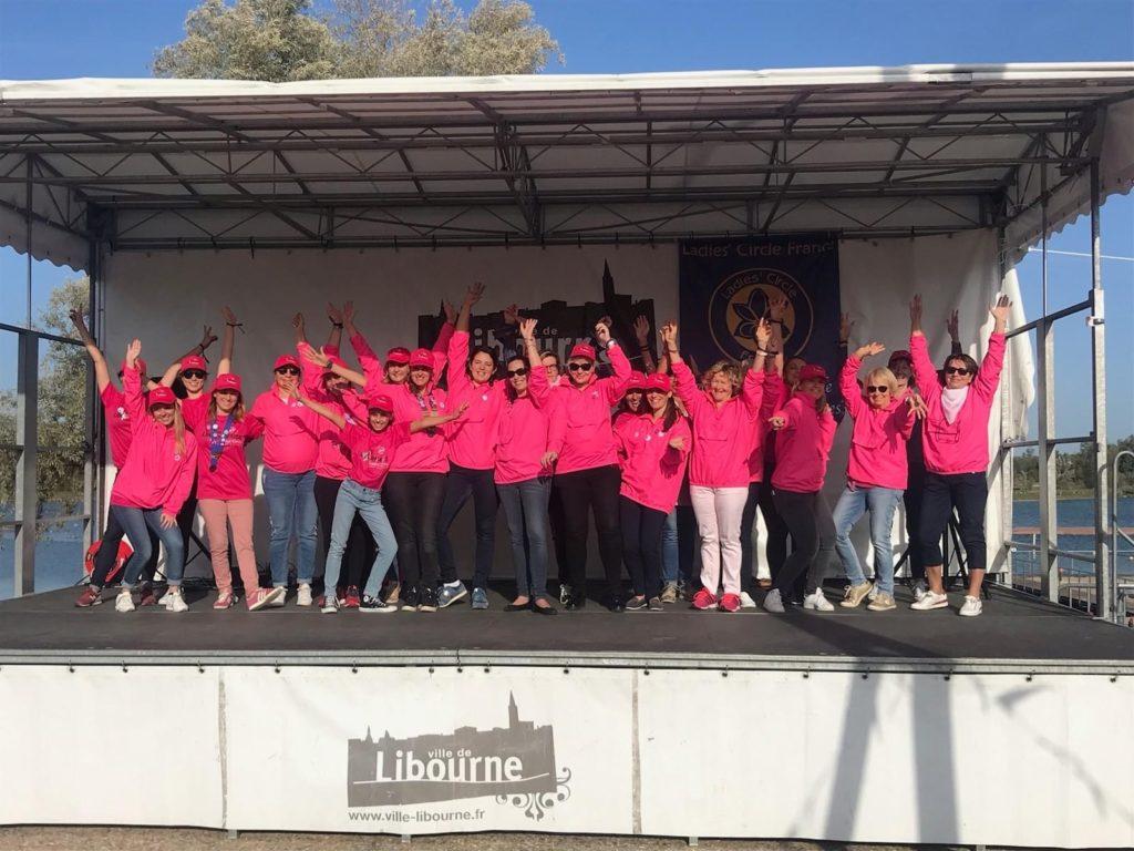 Ladies' Circle 12 Libourne st-Emilion - Photo 4