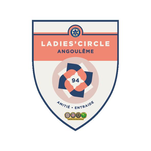 Ladies' Circle 94 Angouleme - fanion