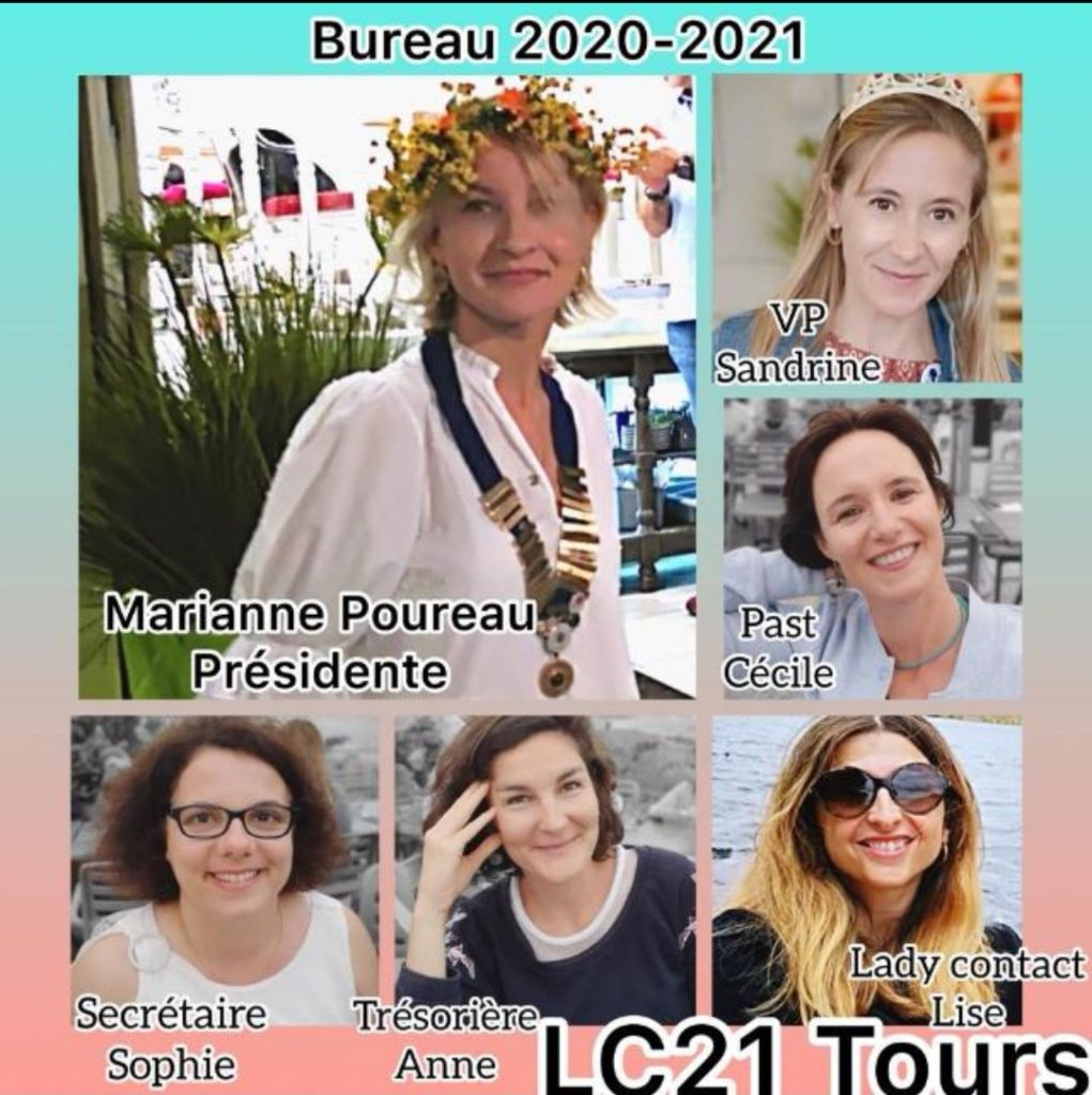 Ladies' Circle 21 Tours - Bureau