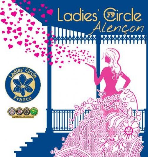 Ladies' Circle 79 Alençon - Logo