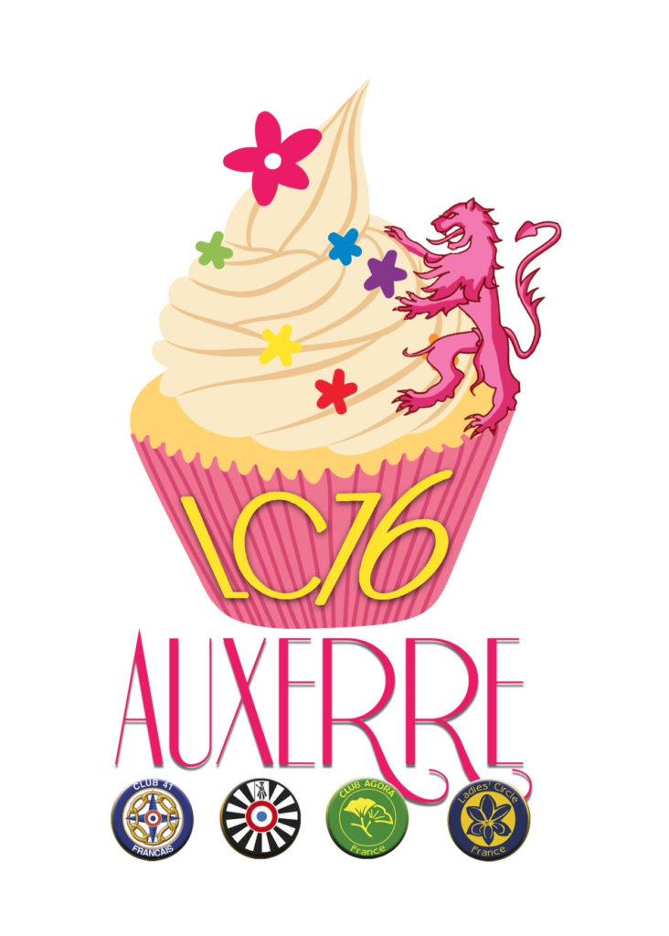Ladies' Circle 76 Auxerre - logo