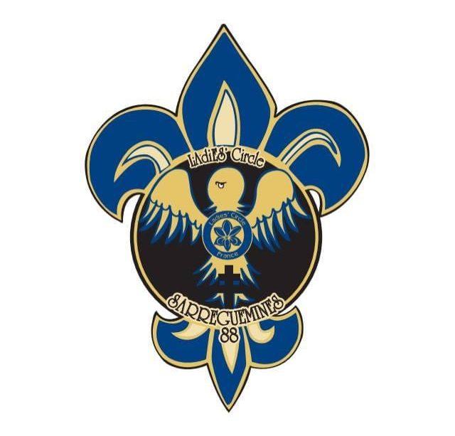 Ladies' Circle 88 Sarreguemines - Logo