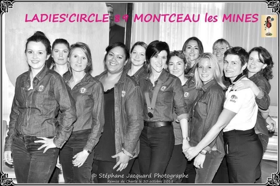 Ladies' Circle 89 Montceau - Photo 3