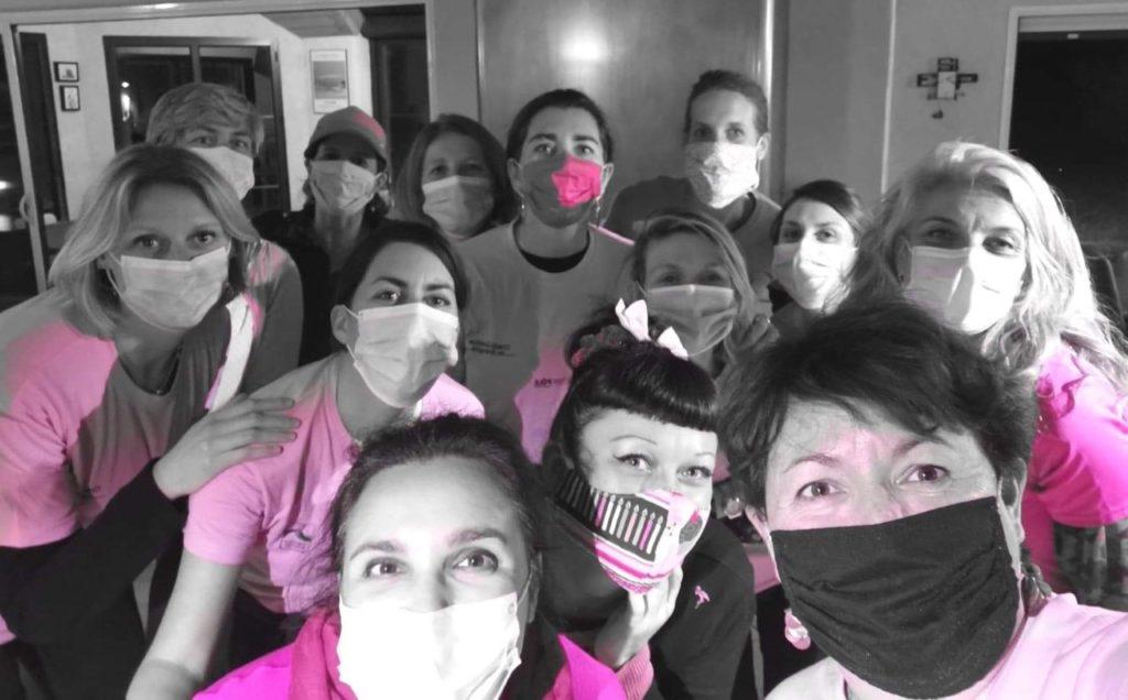 Ladies' Circle 64 Lorient - Octobre rose