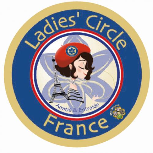 Ladies' Circle France - LOGO 2020